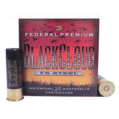 Federal Cartridge Federal Cartridge 12 Gauge Shotshells Black Cloud, 3