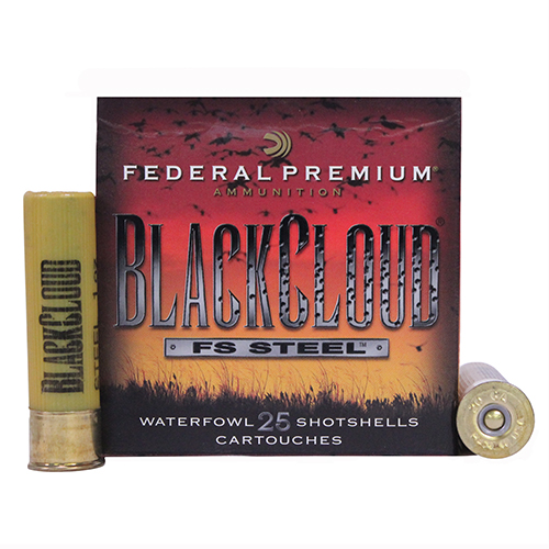 Federal Cartridge 20 Gauge Shotshells Black Cloud, 3