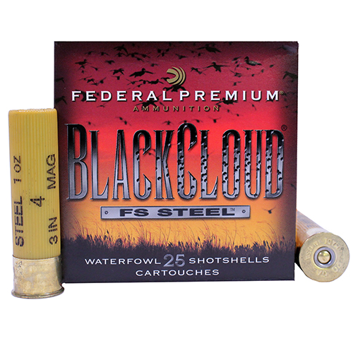 Federal Cartridge Federal Cartridge 20 Gauge Shotshells Black Cloud, 3