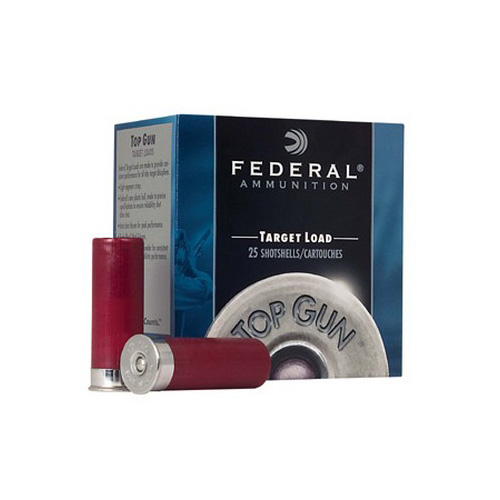 Federal Cartridge Federal Cartridge 12 Gauge Shot shells Top Gun 2 3/4