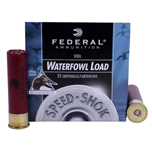 Federal Cartridge Federal Cartridge 12 Gauge Shotshells Spee-Shok, 1 3/8