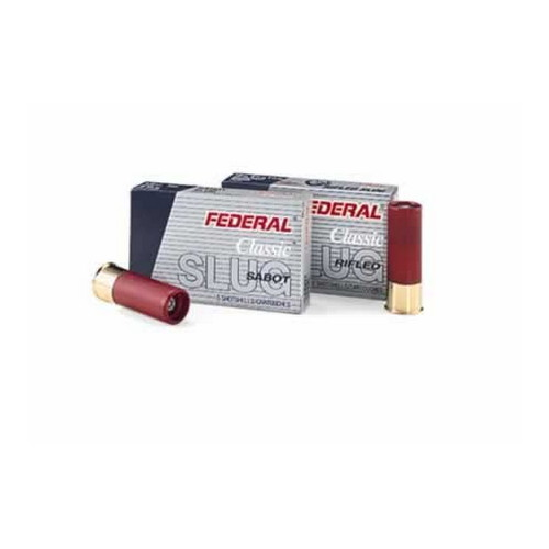 Federal Cartridge Federal Cartridge Rifled Slugs 20 Gauge 2 3/4