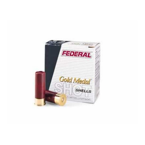 Federal Cartridge Federal Cartridge 12 Gauge Shotshells Paper 2 3/4