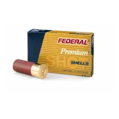 Federal Cartridge Federal Cartridge 12 Gauge Shotshells Buckshot 2 3/4