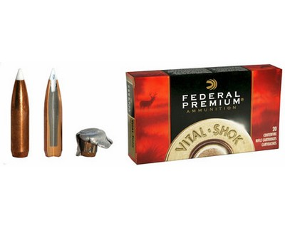 Federal Cartridge Federal Cartridge 30-06 Springfield 30-06 Springfield, 180grain, Nosler AccuBond, (Per 20) P3006A1