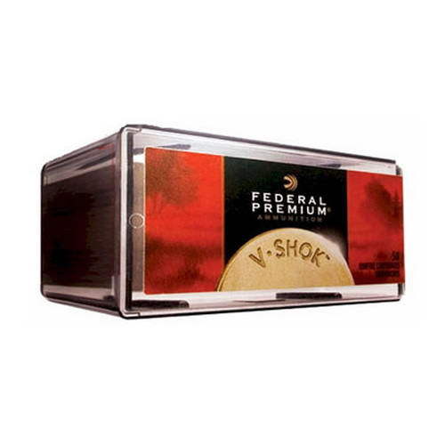 Federal Cartridge Federal Cartridge 17 HMR 17 HMR Premium V-Shok 17gr Hornady V Max P771