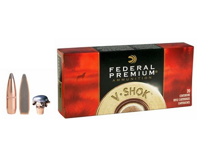 Federal Cartridge 223 Remington 223 Remington Premium 55gr GameKing Boat Tail Hollow Point (Per 20)