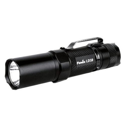 Fenix Wholesale Fenix Wholesale Fenix LD Series 100 Lumen, AA, Black LD10