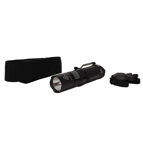 Fenix Wholesale Fenix Wholesale Fenix PD Series 210 Lumen, CR123, Black PD22