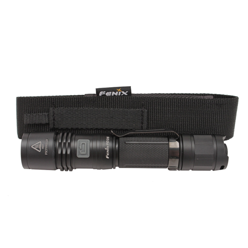 Fenix Wholesale Fenix PD Series 850 Lumen, CR123, Black