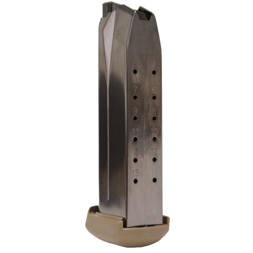 FNH USA FNH USA FNX-45 Magazine, 15 Round Flat Dark Earth 66322-6