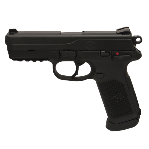 FNH USA Pistol FNH USA FNX-45 USG DA/SA Manual Safety, 45 ACP 15 Round Black/Black 66960