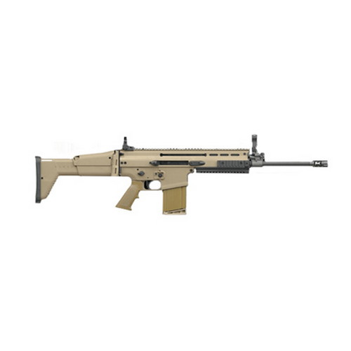 "Rifle FNH USA SCAR 17S .308 Win Dark Earth 16"" 20 Round 98541"