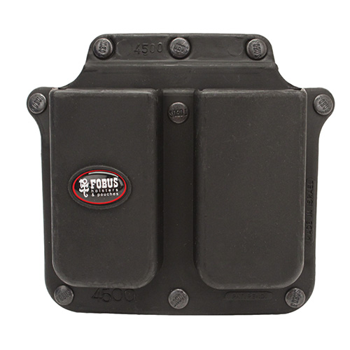 Fobus Fobus Double Mag Pouch Single Stack, .45 Roto-Belt 4500RB