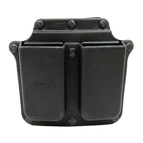 Fobus Fobus Double Mag Pouch Single Stack, .45, Roto-Belt 2.25