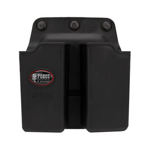 Fobus Fobus Double Mag Pouch Glock 9 & 40, H&K 9 & 40 (Belt) - Right Hand 6900BH
