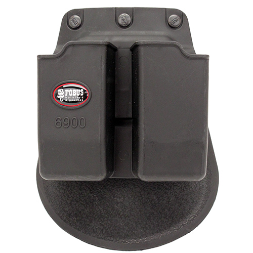 Fobus Fobus Double Mag Pouch Glock 9 & 40, H&K 9 & 40 (Paddle) - Right Hand 6900P