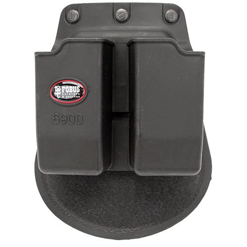 Fobus Fobus Double Mag Pouch S&W, M&P, Paddle 6900PMP
