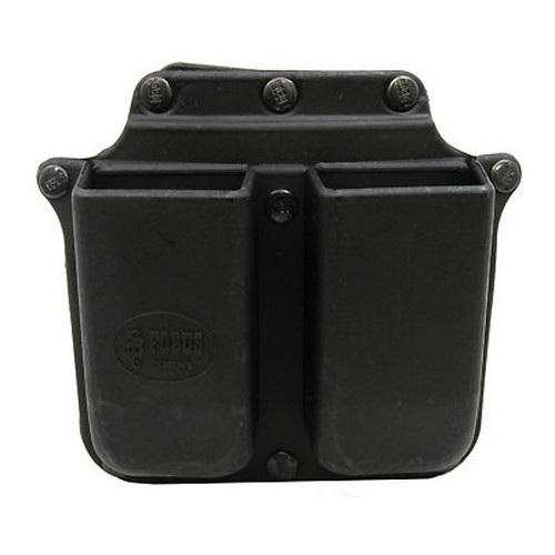 Fobus Fobus Roto Double Mag Pouch S&W M&P 9mm/40, Belt 6900RBMP