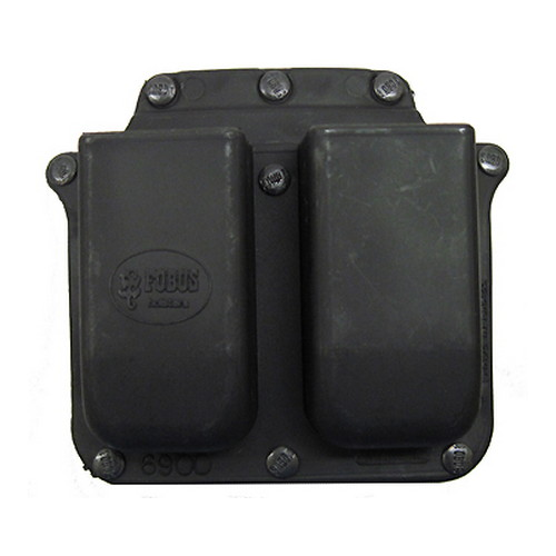 Fobus Fobus Roto Double Mag Pouch Sig 357/.40, Ruger SR9, Belt 6900RBS