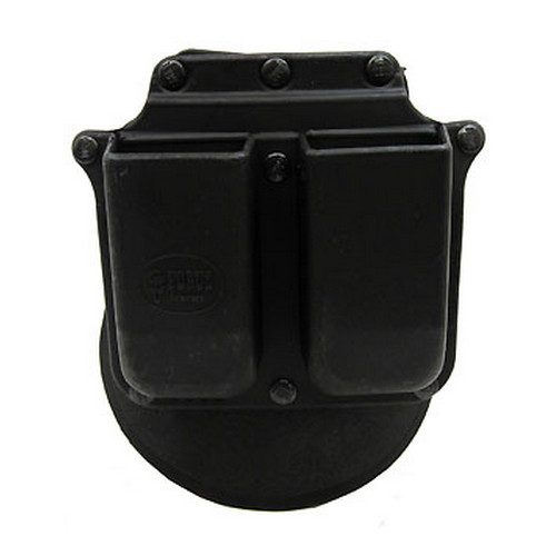 Fobus Fobus Roto Double Mag Pouch S&W M&P 9mm/40, Paddle 6900RPMP