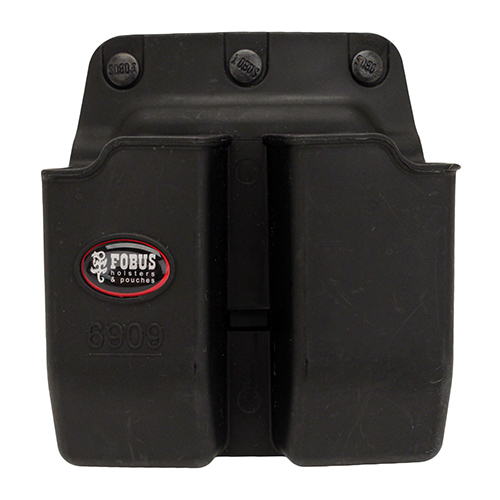 Fobus Fobus Double Mag Pouch Sig, Beretta, Browning HP 9 & 40 (Belt) - Right Hand 6909BH