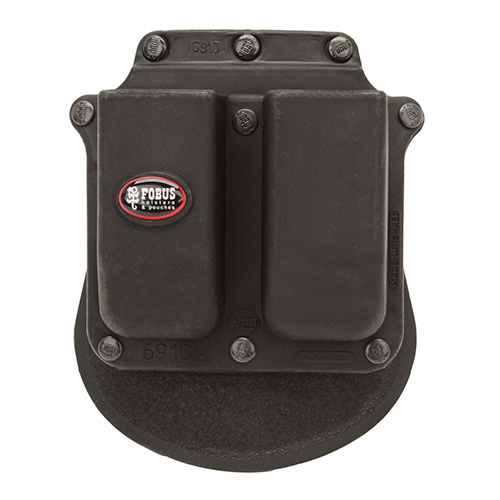 Fobus Fobus Double Mag Pouch Sig, Beretta, Browning HP 9 & 40 (Paddle) - Right Hand 6909P