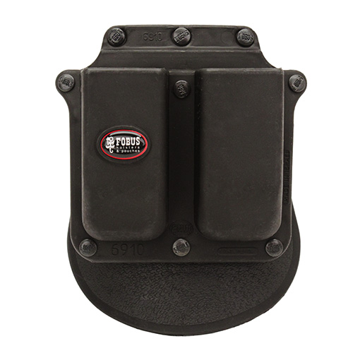 Fobus Fobus Roto Double Mag Pouch 9mm/.40 Glock (Paddle) 6900RP