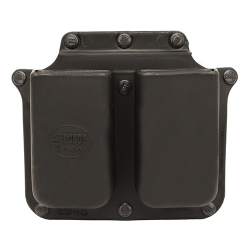 Fobus Fobus Double Mag Pouch Glock 10mm/45 ACP & Double Stack Para (Belt) - Right Hand 6945BH