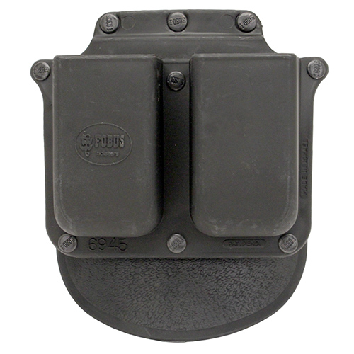 Fobus Fobus Roto Double Mag Pouch .45 ACP/10mm Glock (Paddle) 6945RP
