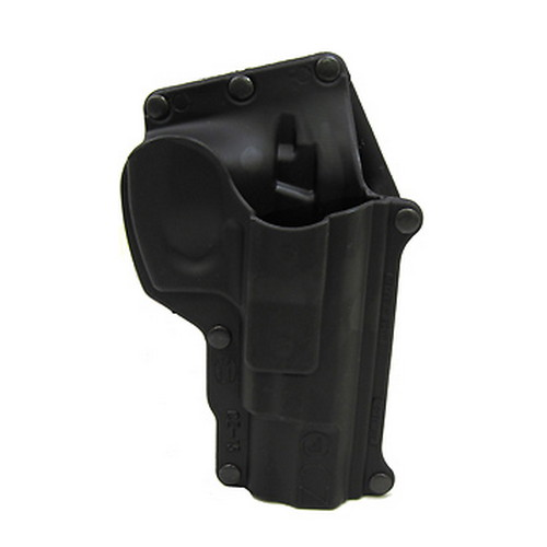 Fobus Fobus Paddle Holster #CZ75BH -Right Hand CZ75BH