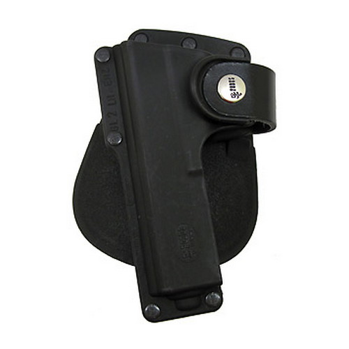 Fobus Fobus Roto Tactical Speed Holster Paddle, Left Hand, Glock 17, 22, 31, Ruger 345, SR9, Beretta PX4 GLT17LH