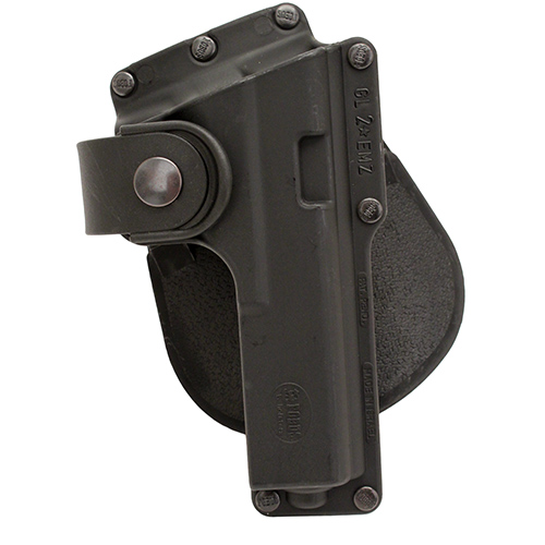 Fobus Fobus Roto Tactical Speed Holster #GLT17 - Paddle Holster, Right Hand GLT17RP