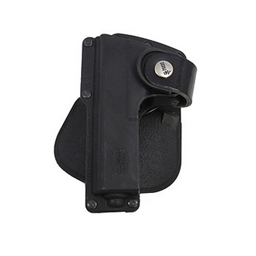 Fobus Fobus Roto Tactical Speed Holster #GLT17 - Paddle, Left Hand, Glock 17 w/Laser GLT17RPL