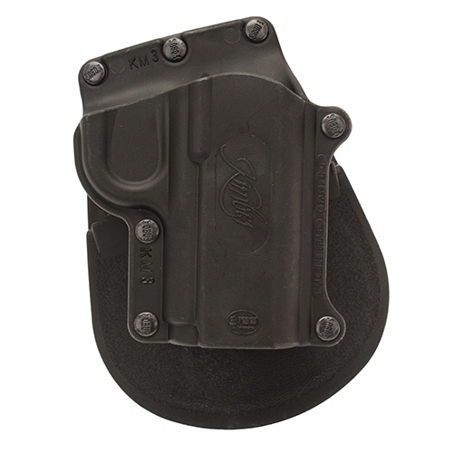 Fobus Fobus Paddle Holster #KM3 - Right Hand KM3