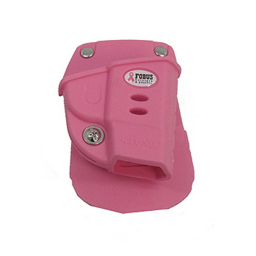 Fobus Fobus Paddle Holster Right Hand, Ruger LCP/Kel-Tec P3AT 380/32 2nd Generation, Pink KT2GPINK