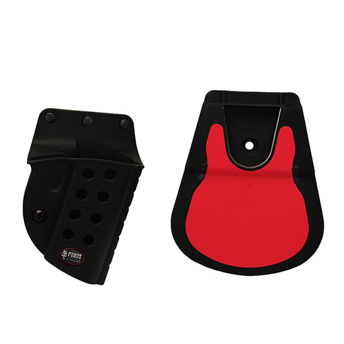 Fobus Fobus E2 Evolution Roto Paddle Holster 1911 With Rails R1911RP