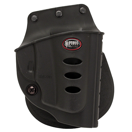 Fobus Fobus E2 Evolution Paddle Holster Ruger SP101 RU101