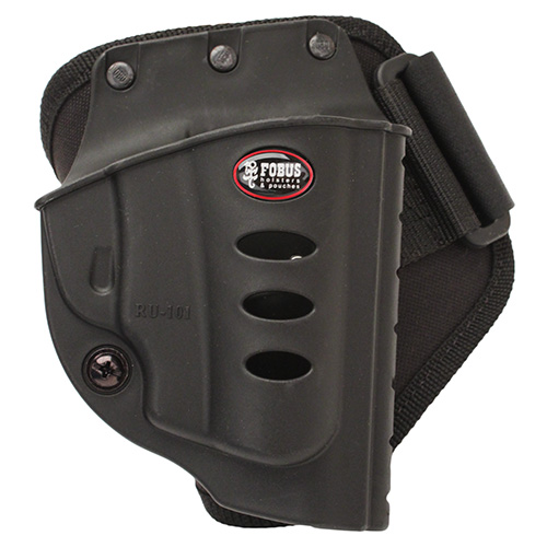 Fobus Fobus Ankle Holster Right Hand, Ruger SP101/LCR RU101A
