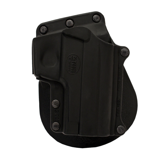 Fobus Paddle Holster Right Hand, Fits Sig 229 w/Rail