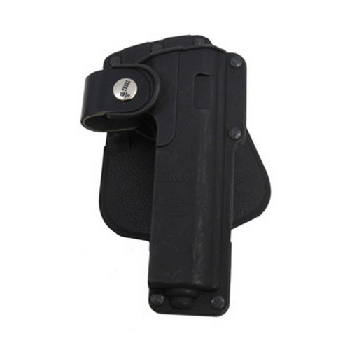 Fobus Roto Tactical Speed Holster Right Hand, 1911 + Laser, Paddle