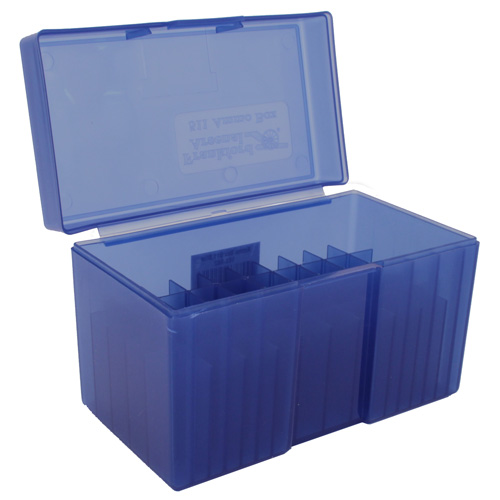 Frankford Arsenal Frankford Arsenal #511, Belted Magnum 50ct. Ammo Box Blue 162882