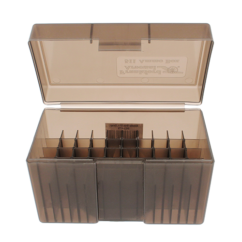 Frankford Arsenal Frankford Arsenal #511, Belted Magnum 50ct. Ammo Box Gray 803479