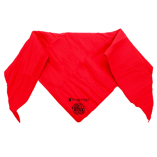 Frogg Toggs Frogg Toggs Chilly Dana Solid Red CD102-10