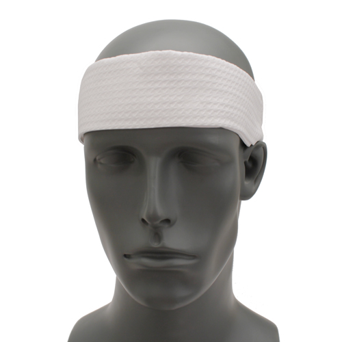 Frogg Toggs Frogg Toggs Chilly Band Headband Ice White CHB111-03