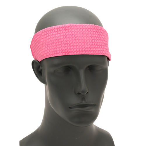 Frogg Toggs Frogg Toggs Chilly Band Headband Hot Pink CHB111-11