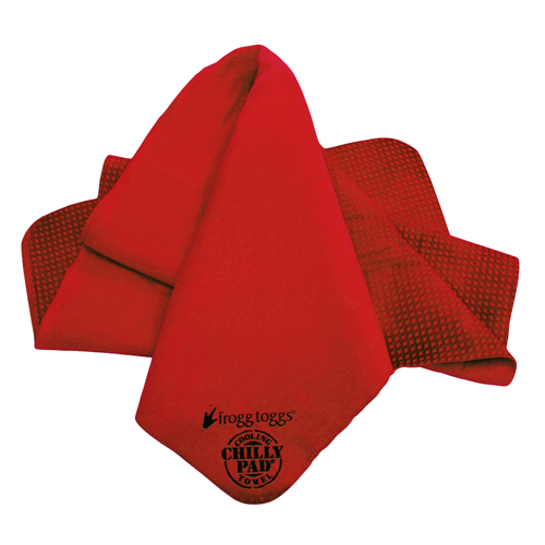 Frogg Toggs Frogg Toggs Chilly Pad Solid Red CP100-10