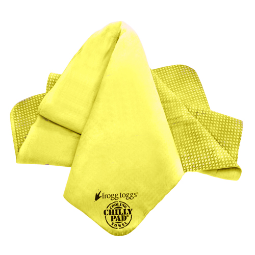 Frogg Toggs Frogg Toggs Chilly Pad Hi-Viz Yellow CP100-47