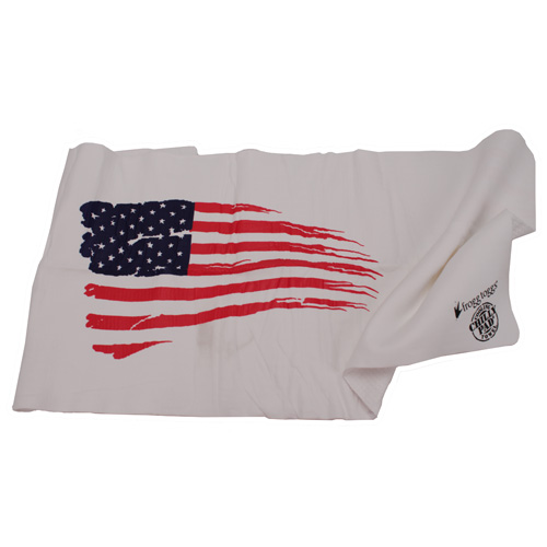 Frogg Toggs Frogg Toggs Frogg-edelic Chilly Ice White/US Flag CPP100-003US