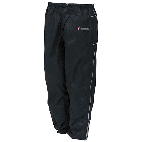 Frogg Toggs Frogg Toggs Women's Sweet T Pant Black X-Large FT83532-01XL